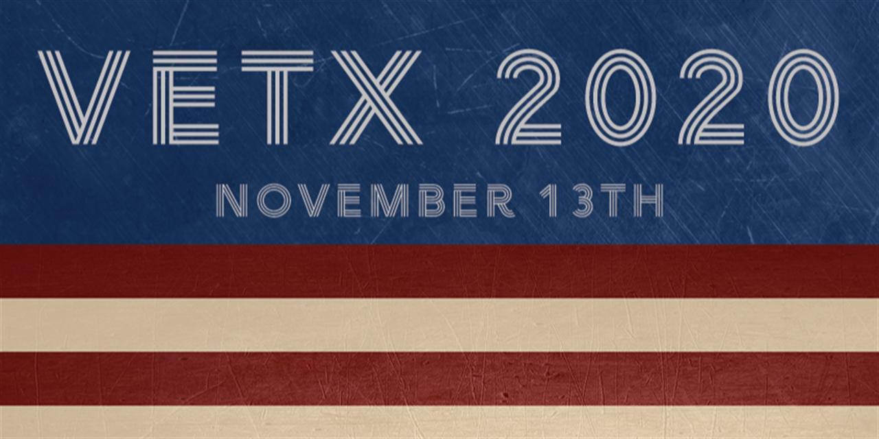 VETx 2020 Event Logo