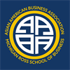 Asian American Business Association's logo