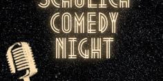 GBC Comedy Night Event Logo