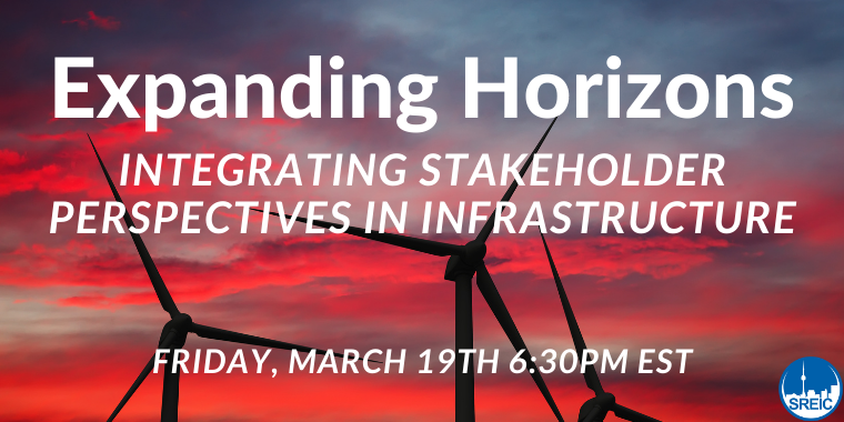 Expanding Horizons: Integrating Stakeholder Perspectives in Infrastructure Event Logo