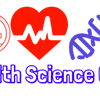 Health Sciences Club's logo
