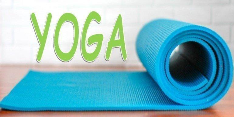 Yoga Virtual Event Logo