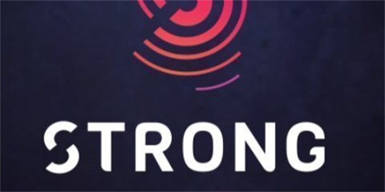 Strong Virtual Event Logo