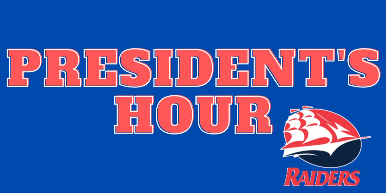 President's Hour Event Logo