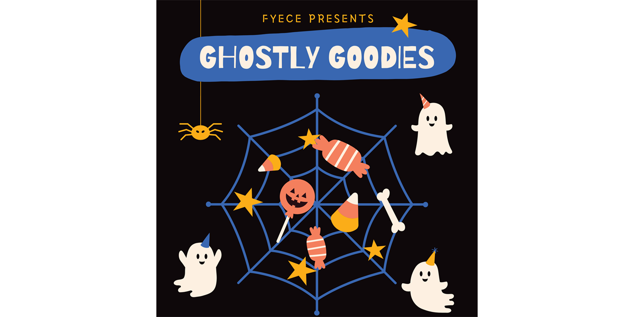 Ghostly Goodies Event Logo