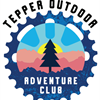 Tepper Outdoor Adventure Club's logo