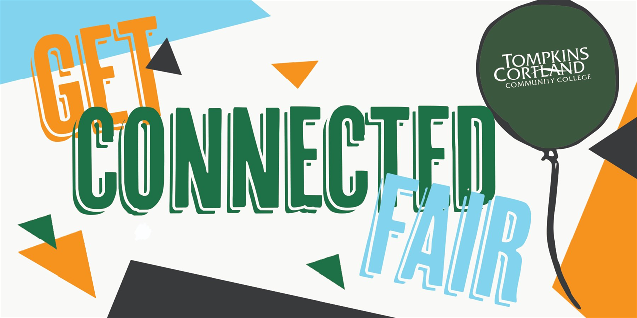 Get Connected Club and Resource Fair Event Logo