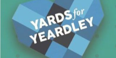 Yards for Yeardley Event Logo