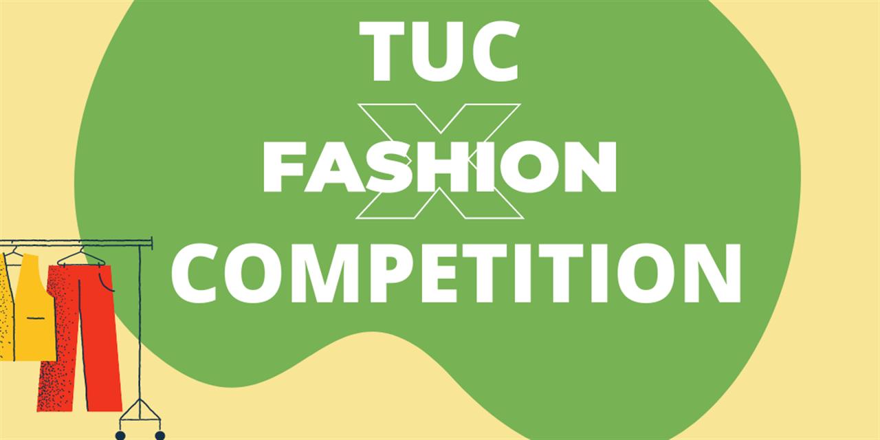 TUC Fashion Competition Event Logo