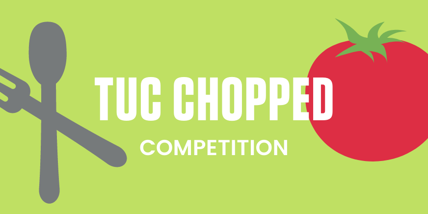 TUC Chopped Competition 2 Event Logo