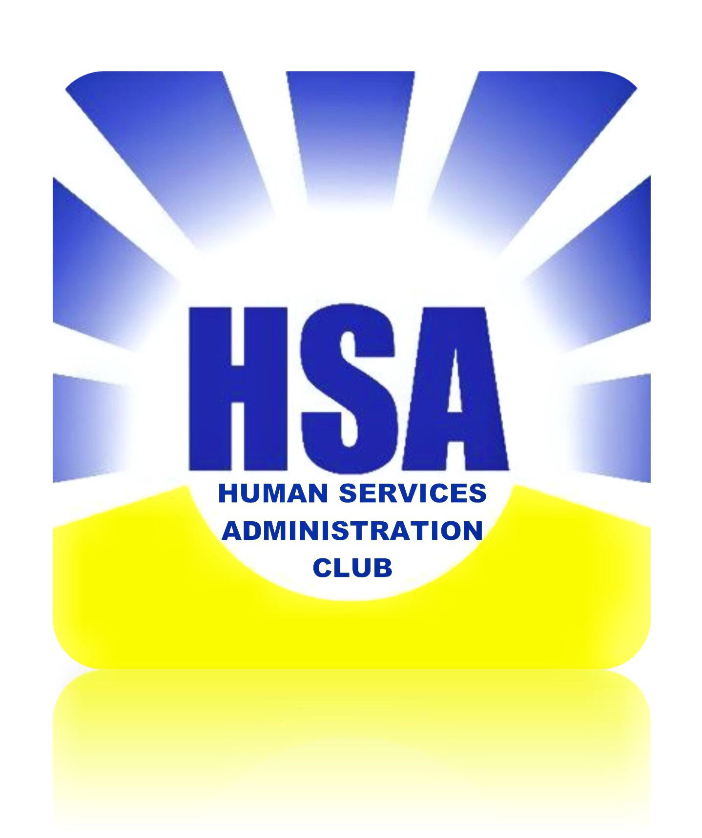 Human Services Administation Club's First Meeting