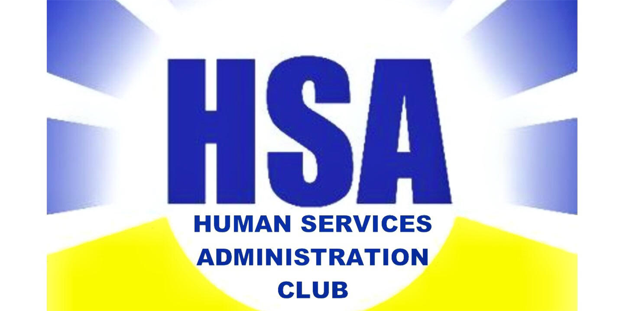 Human Services Administration Club's Fall Mixer