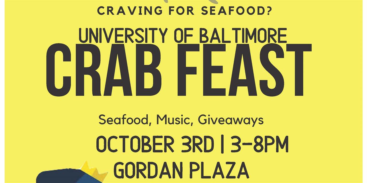 Crab Feast Event Logo