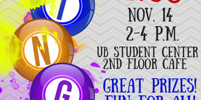 Grocery Bingo Event Logo