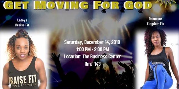 GET MOVING FOR GOD Event Logo
