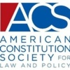 American Constitution Society's logo