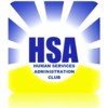 Human Services Administration Club's logo