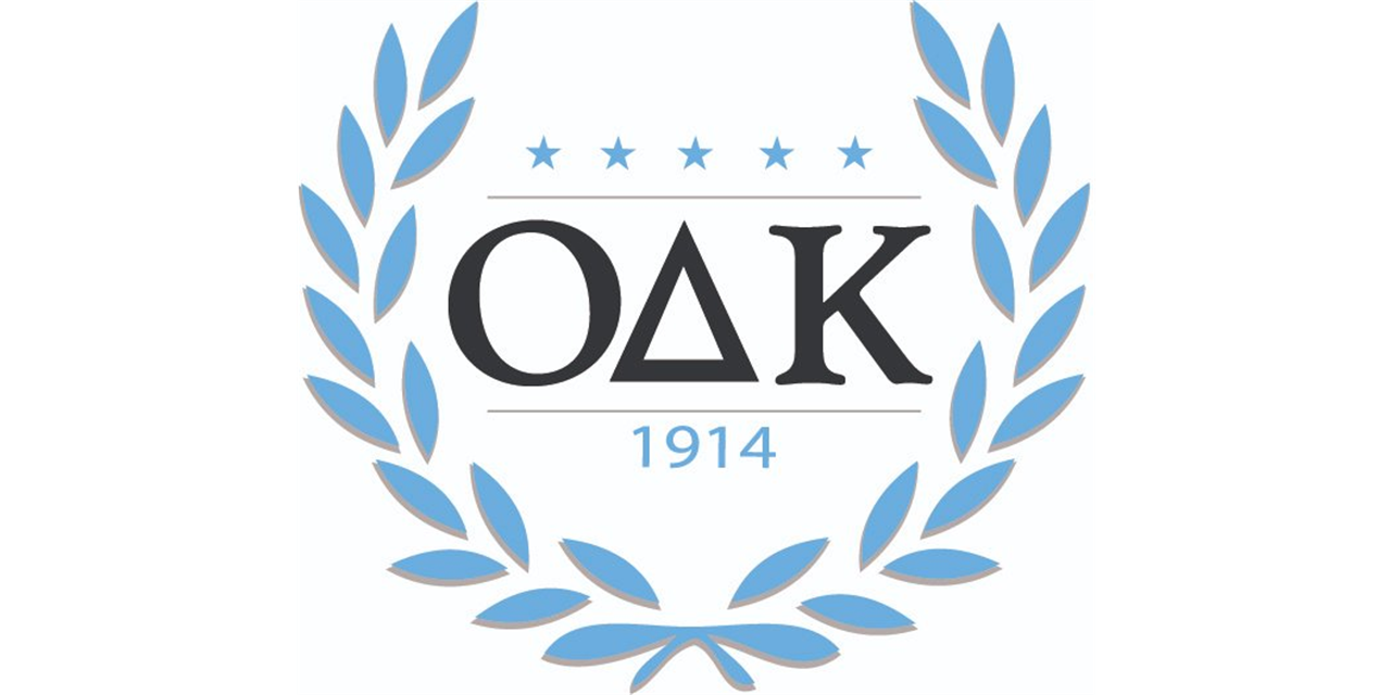 Omicron Delta Kappa General Body Meeting Event Logo