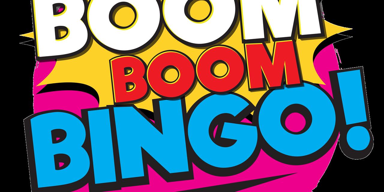 Boom Boom Bingo Event Logo
