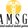 Associated Medical Student Government (AMSG)'s logo