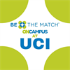 Be The Match On Campus at UCI's logo