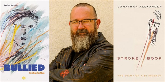 Faculty Book Talk Featuring Author and Professor Jonathan Alexander (English)