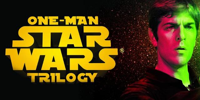Irvine Barclay Theatre: One-Man Star Wars Trilogy