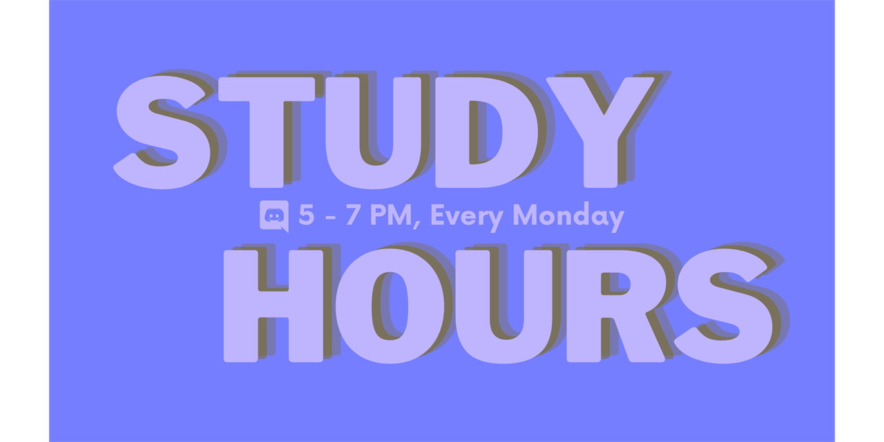 Study Hours Event Logo