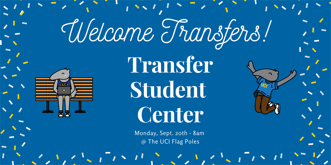 Transfer Welcome Event Logo