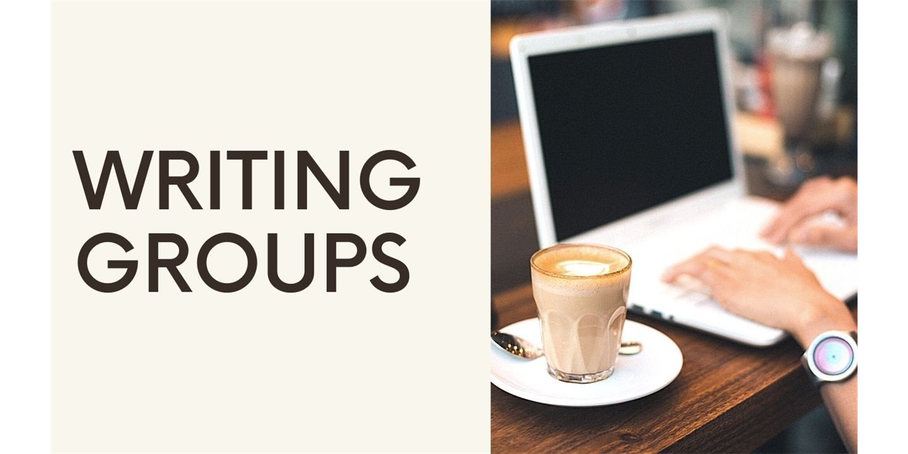 Writing Group - with Michael Event Logo