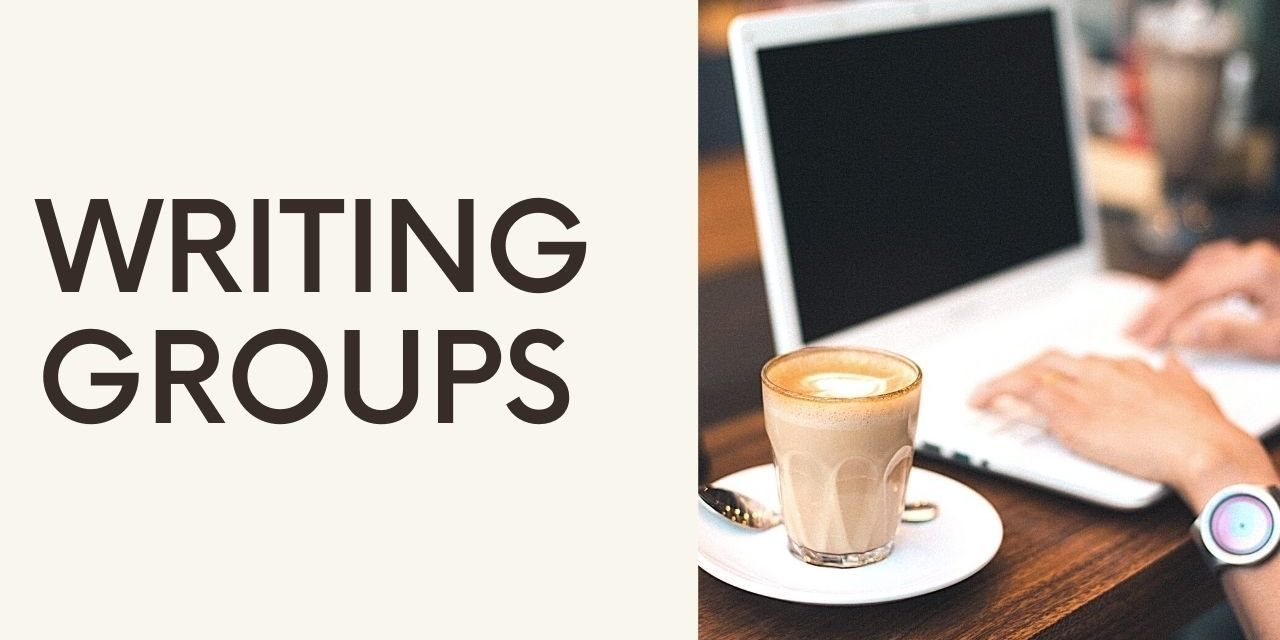 Writing Group - with Andrew Event Logo