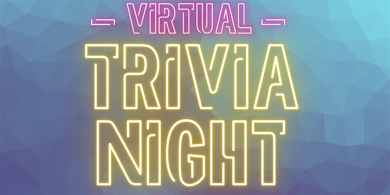 NPAW: Postdoc Virtual Trivia Night Event Logo