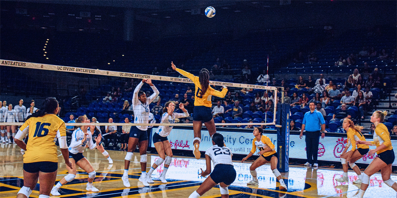 Women's Volleyball vs Cal Baptist (Student Giveaway Game) Event Logo