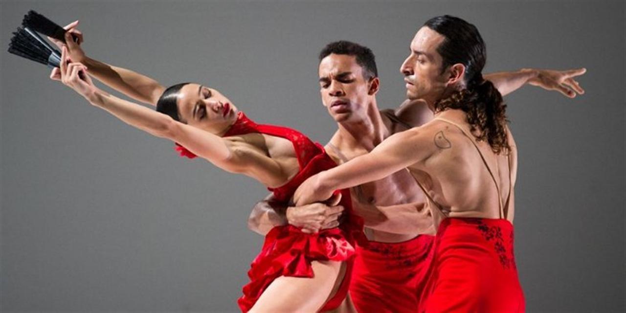 Irvine Barclay Theatre: Ballet Hispánico Event Logo