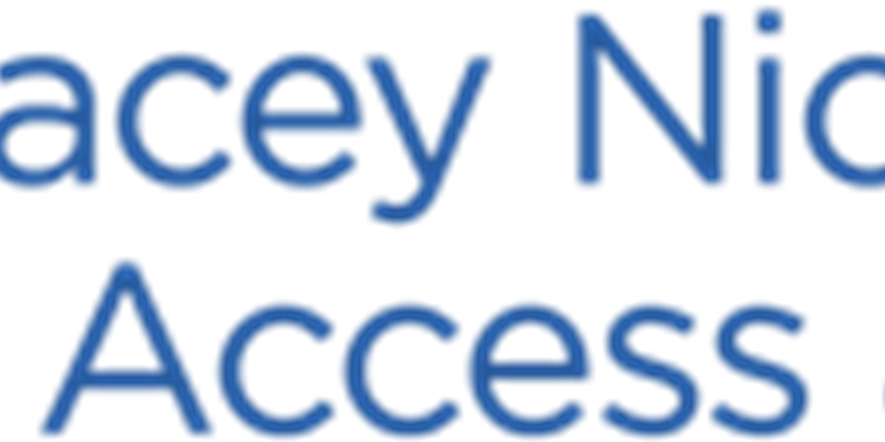 Stacey Nicholas Office of Access and Inclusion Virtual Open House Event Logo