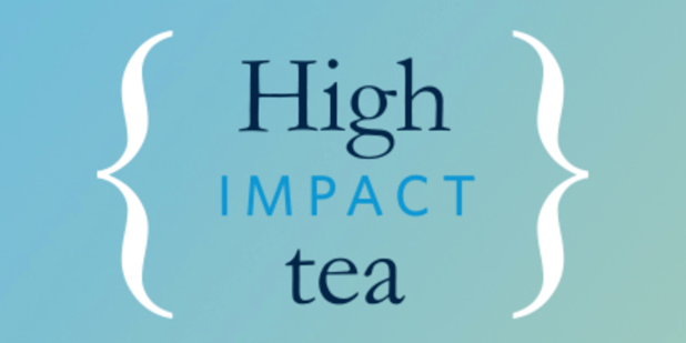 High Impact Tea with Scot Rank ('89) Event Logo