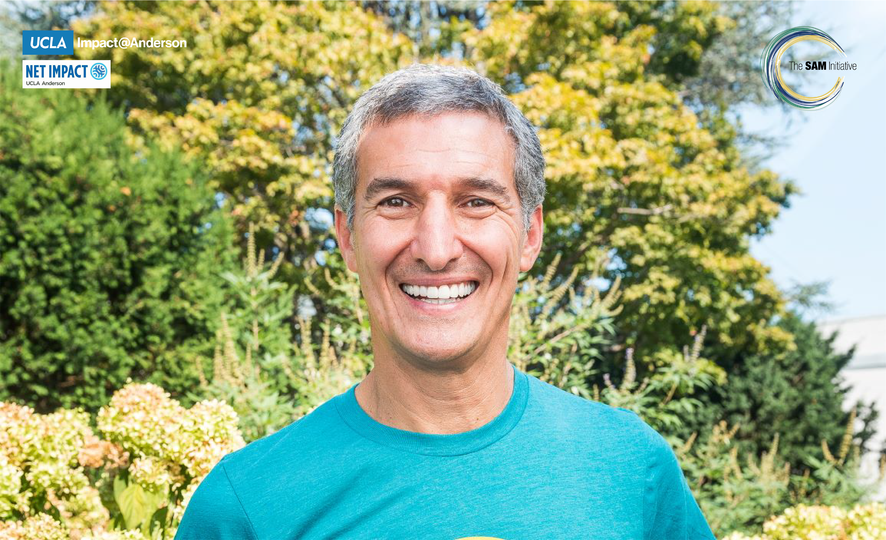 Virtual Impact Talk - Seth Goldman, Founder of Eat the Change™, Co-Founder and Executive Chair of Beyond Meat, Co-Founder and TeaEO Emeritus of Honest Tea