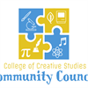College of Creative Studies Community Council's logo