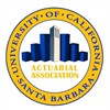 Actuarial Association at UCSB's logo