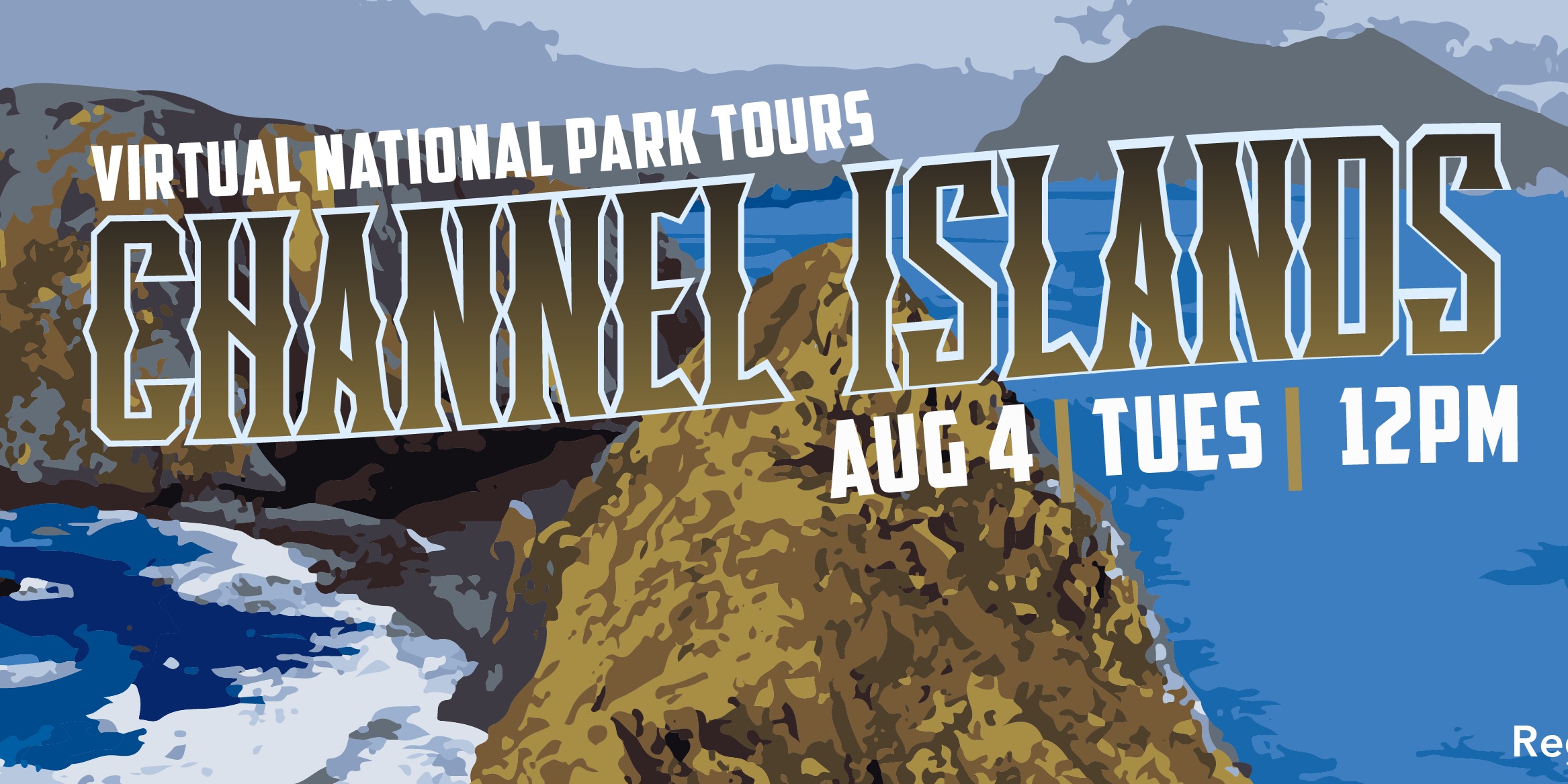Virtual National Park Tours - Channel Islands National Park - The Pygmy Mammoth!