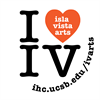 AS Isla Vista Arts Board's logo