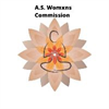 AS Womxn's Commission's logo