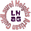 Laurel Heights Artisan Guild's logo