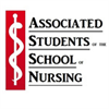 Associated Students of the School of Nursing's logo