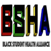 Black Student Health Alliance's logo