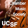 Chamber Music Society at UCSF's logo