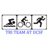 Tri Team at UCSF's logo