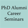 PhD Alumni Career Seminars's logo