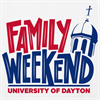 2020 Family Weekend's logo