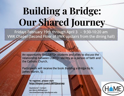 Building a Bridge: Our Shared Journey